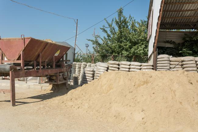 Песок ПМР