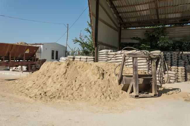 Песок купить в Приднестровье